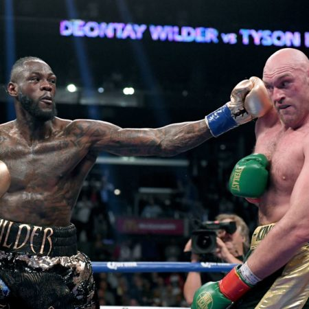 "Deontay Wilder vs. Tyson Fury II ""Unfinished Business"""