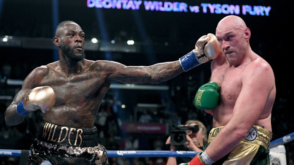 "Deontay Wilder vs. Tyson Fury II ""Unfinished Business"""