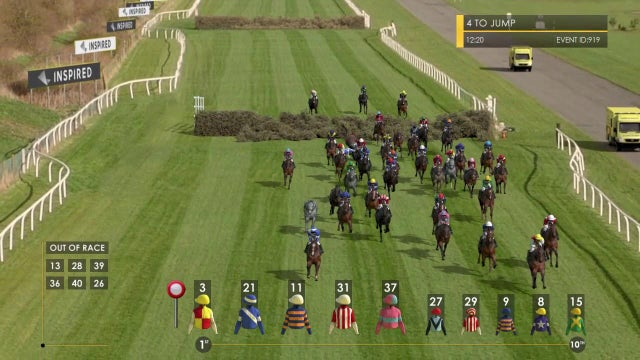 Virtual Grand National 2020 Selections and Odds