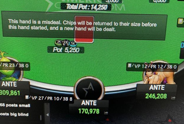 ACR – Americas Card Room, fraud or just bad timing with tech issues!?