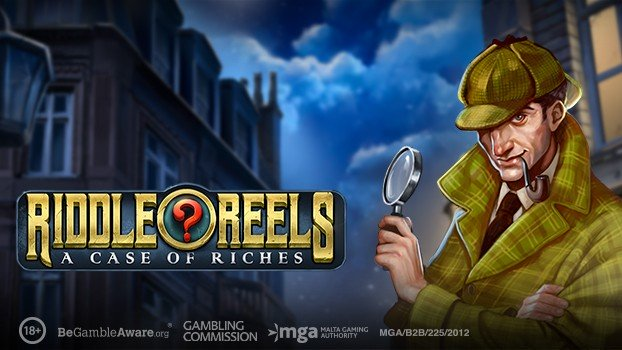riddle riches play n go slot