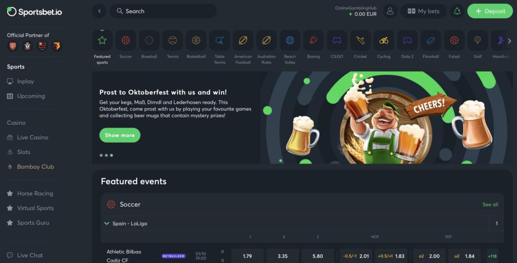 Sportsbet.io review 2020
