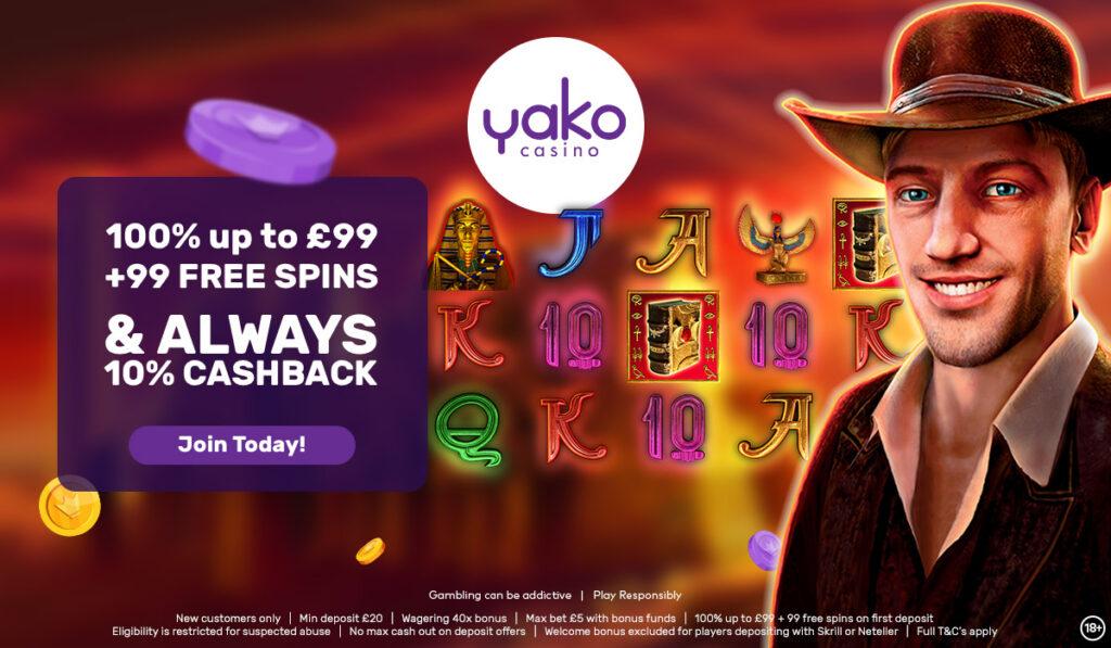 Yako casino review 2020