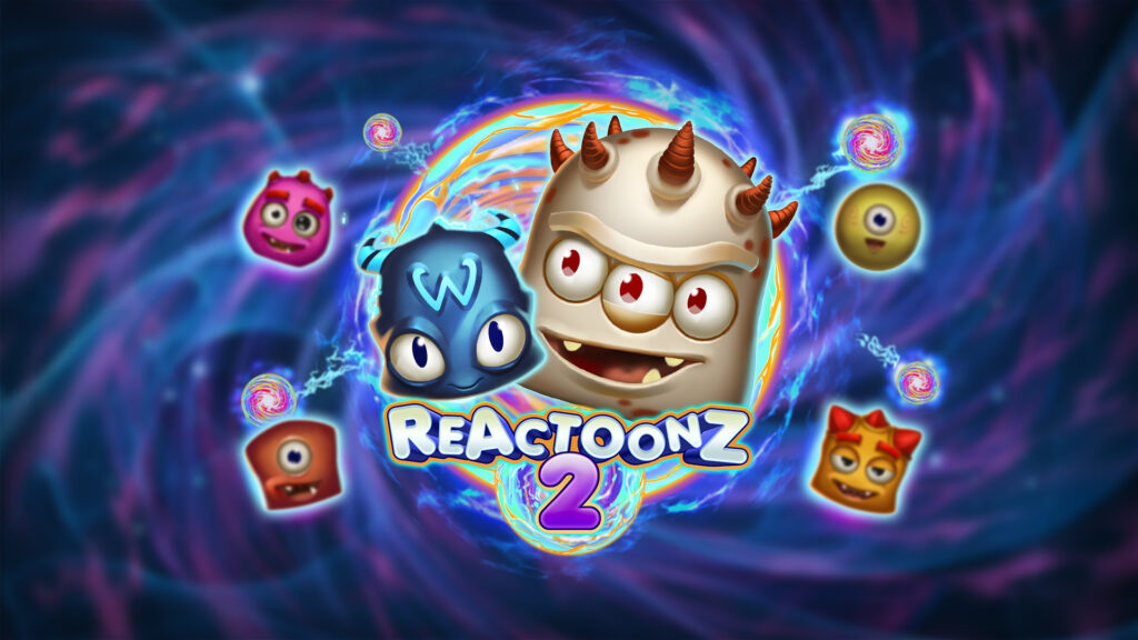 Reactoonz slot review twitch
