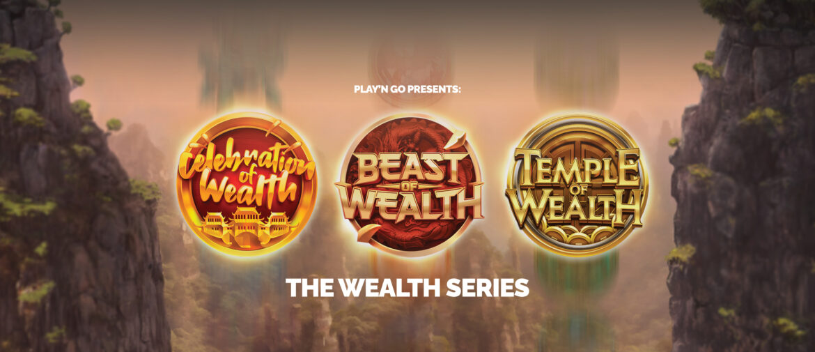 Play'n GO Strikes Gold With The Release Of Octopus Treasures, The Wealth Series, And Feline Fury