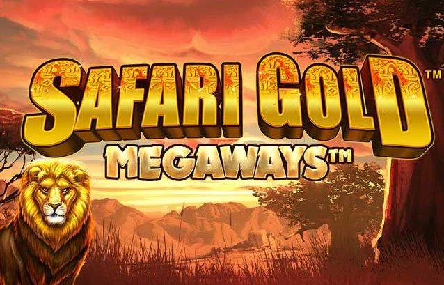 safari gold megawatts slot review