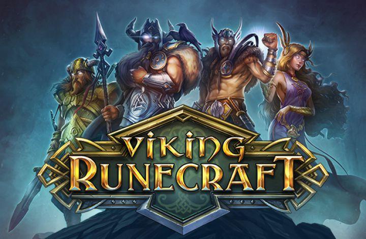 Viking Runecraft slot review twitch