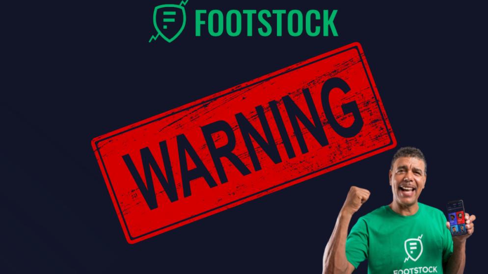 Footstock Surrender UK Gambling License