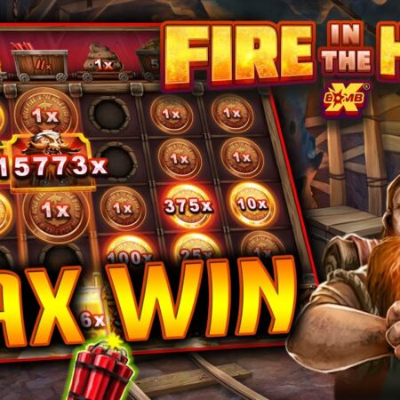 Nolimit City Release Fire in the Hole xBomb as Play'n GO Expand Slot Frontiers with Faces of Freya